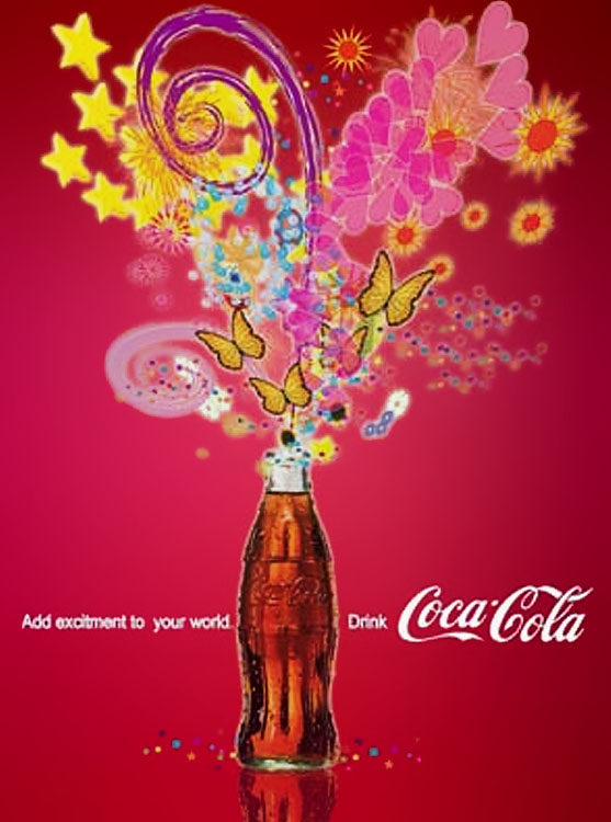 coke Advertisement