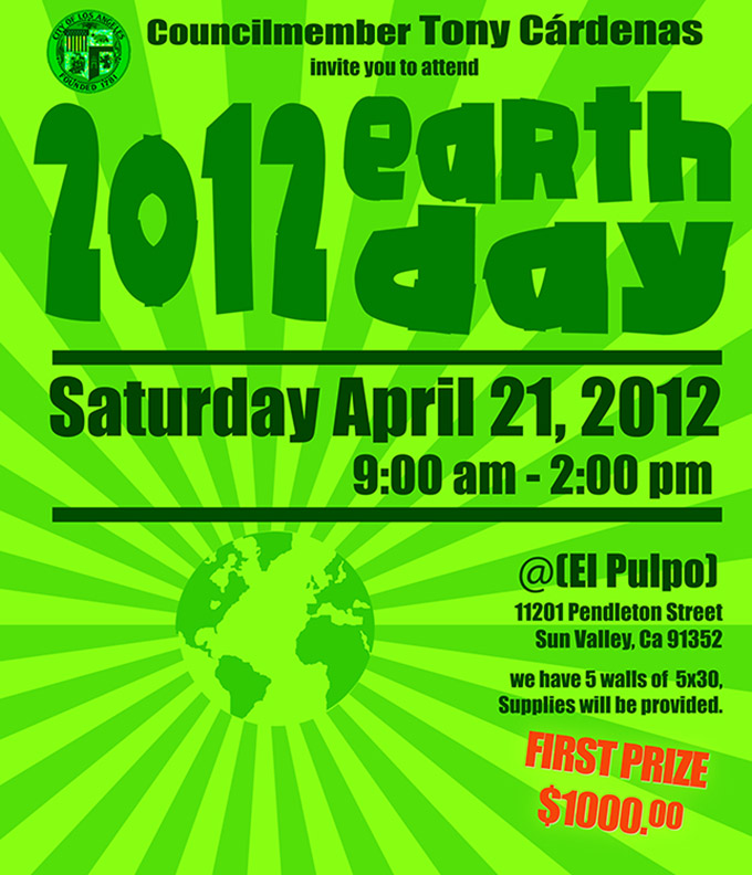 Earthday - City Of Los Angeles