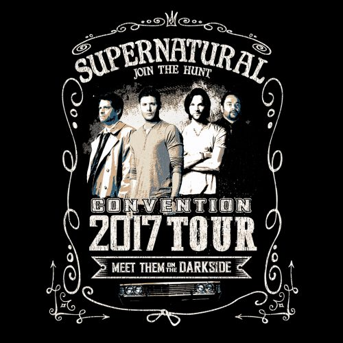 Official Supernatural City Tour Design