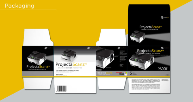 Package Design Projectascanz