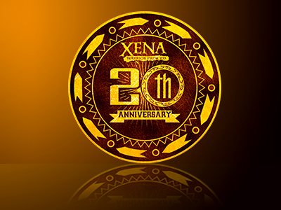 Xena Badge